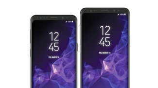 Samsung Galaxy S8 im Galaxy-S9-Design: Erstes Hintergrundbild zum Download