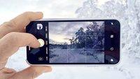 9 Tipps: So schießt du mit dem Smartphone bessere Fotos im Schnee