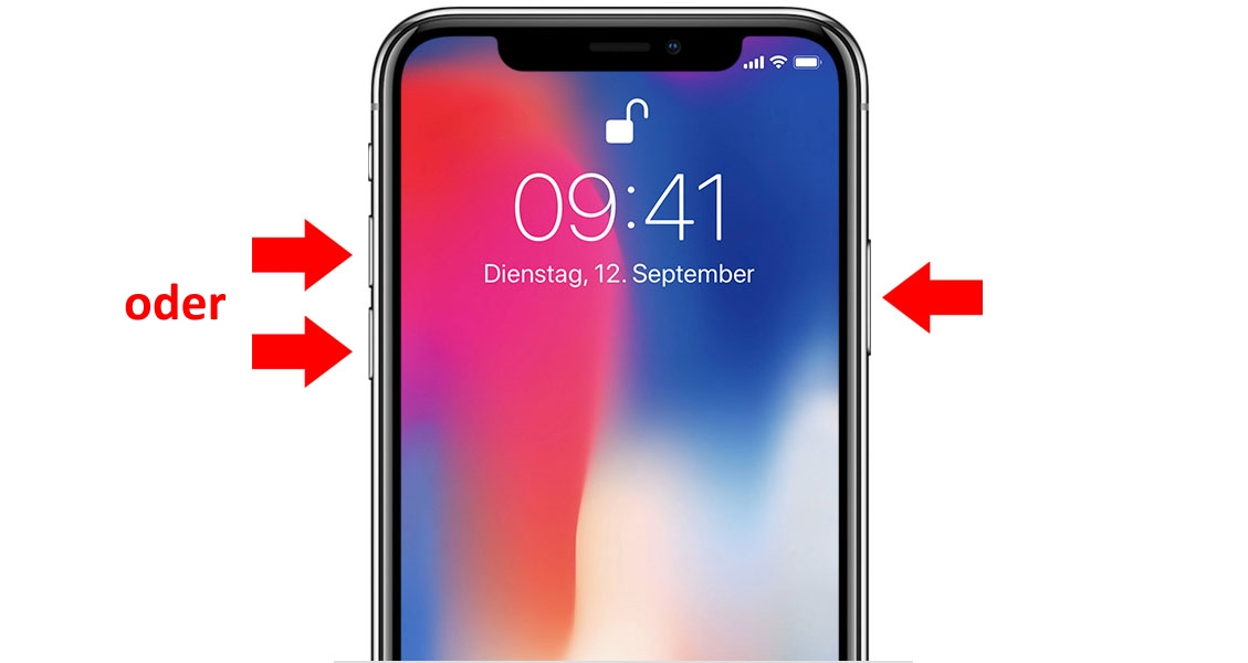 soft reset iphone iphone x soft reset so geht der neustart giga 2812