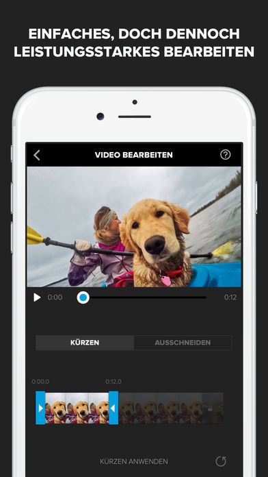 Video Schneide Apps Für Android Und Iphone