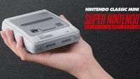 Super Nintendo Classic Mini mit 10 € Gutschein (das sind 20 Mark!)