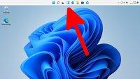 Taskleiste verschieben (Windows 11, 10, 7, 8) – so geht's