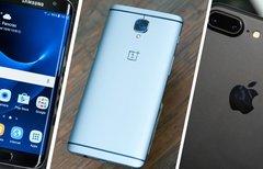 Top 10: Diese Smartphones...
