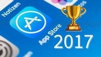 Top 10: Die beliebtesten iPhone-Apps 2017 in Deutschland