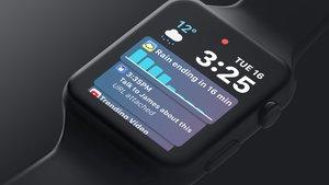 watchOS 5: Ein Traum-Design für die Apple Watch