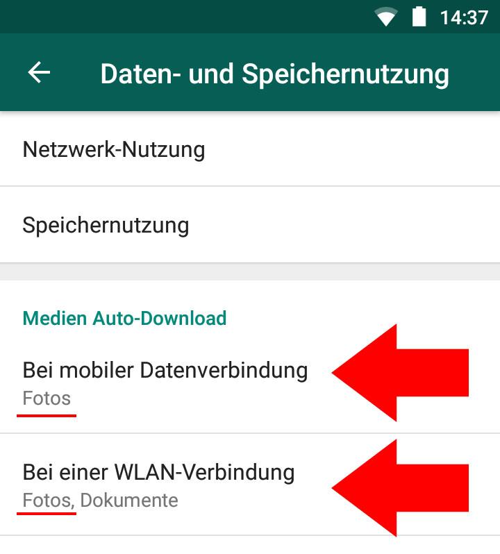 Lösung: WhatsApp soll Bilder in Galerie anzeigen! – GIGA