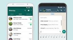 WhatsApp & WhatsApp Business im Vergleich: Diese Unterschiede müsst ihr kennen