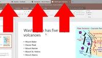 Windows 10: Sets deaktivieren oder aktivieren (Tabs in Apps) – so geht's