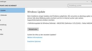 Lösung: 0x8007007e – Windows 10 macht keine Updates mehr