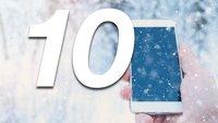 10 Tricks, damit dein Handy gut durch den Winter kommt