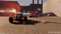 Notmycar: Dieses Spiel ist eine Kreuzung aus Rocket League und PUBG
