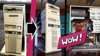 Genialer Umbau: In diesem Retro-Gehäuse steckt ein aktueller Gaming-PC