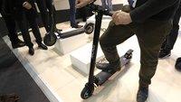 Archos Citee im Video: Probefahrt des günstigen E-Rollers