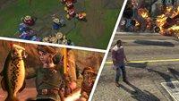 Spiele, die du absichtlich falsch zockst, weil es mehr Spaß macht