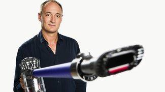 Kampf gegen Feinstaub: Staubsauger-Firma Dyson entwickelt Elektroautos