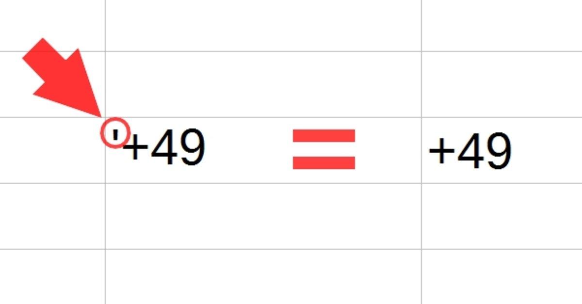 Plus Minus In Excel Mathematische Symbole Ohne Formel Schreiben