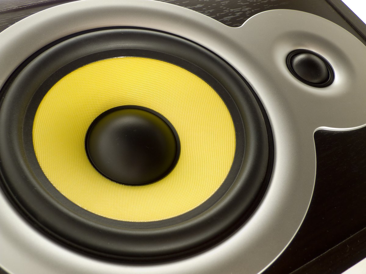 Lautsprecher Rauschen