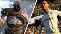 God of War: Director verrät, was das Spiel mit FIFA verbindet