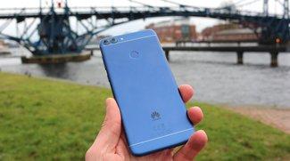 Huawei P Smart in Bildern: So schön und günstig