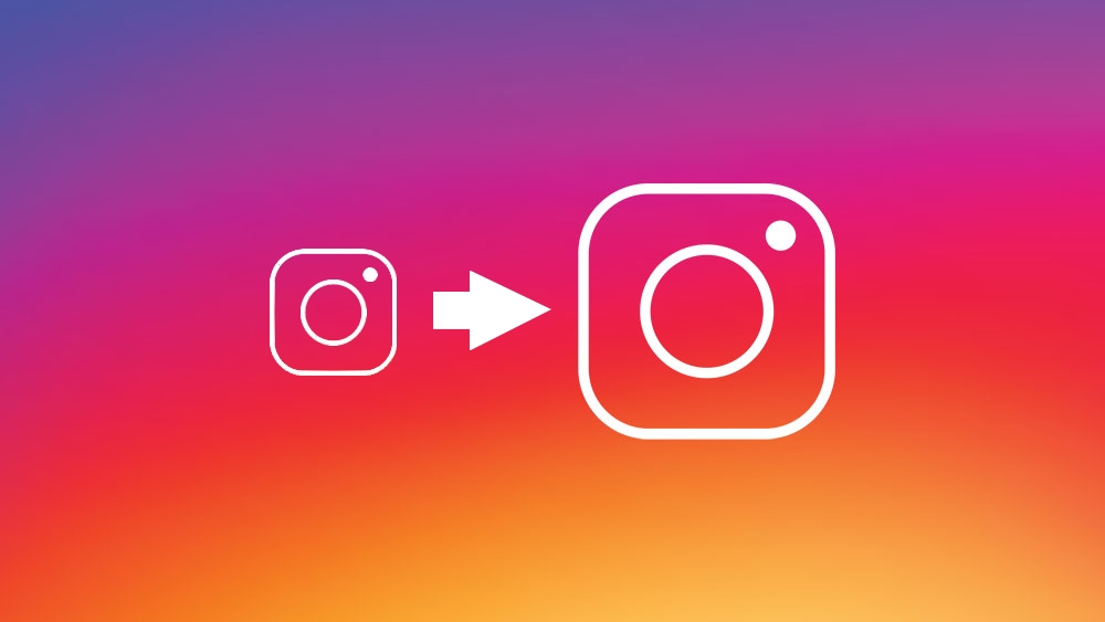 instagram fotos in originalgröße