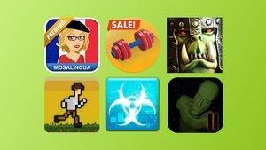 Kostenlose und reduzierte Apps und Spiele für Android zum Wochenende