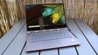 Lenovo Yoga 920 im Test: Edel, schnell und vielseitig