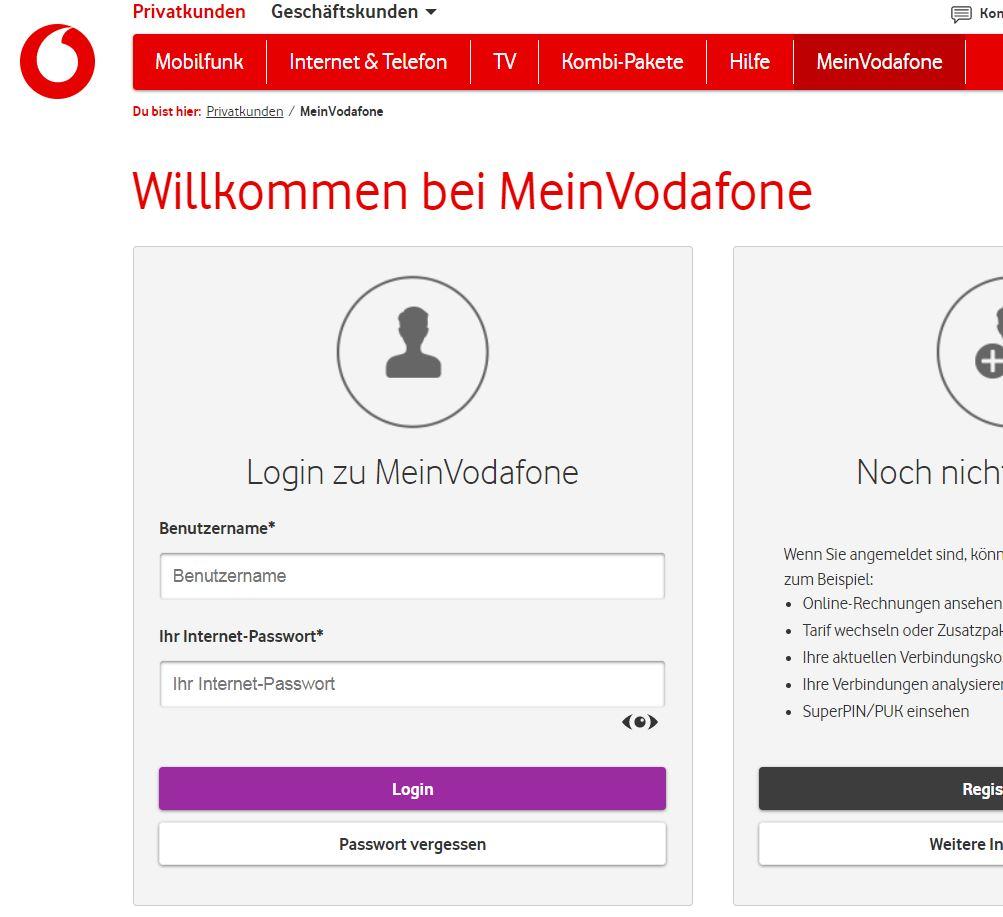 Drittanbietersperre Bei Vodafone