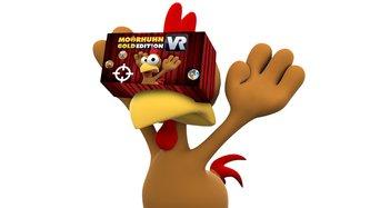 Moorhuhn VR im Test: Kurzweilige Sause zum kleinen Preis