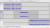 Audacity: Sauberen Musik-Übergang erzeugen
