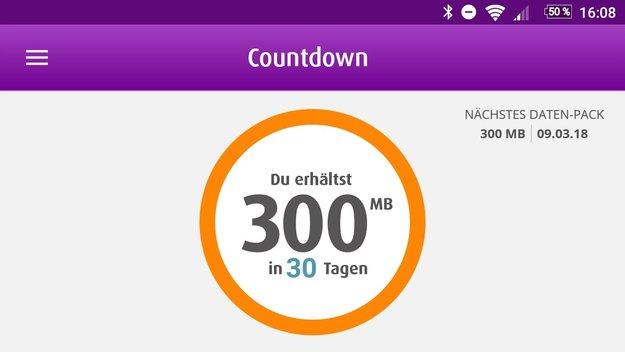 Netzclub+: 300 MB LTE-Datenvolumen pro Monat kostenlos – mit Lockscreen-Werbung