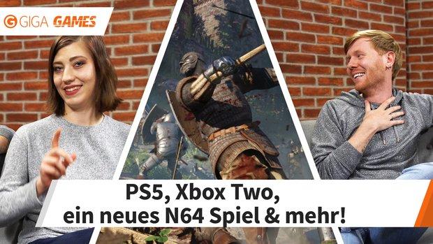 Die News der Woche: PS5, Xbox Two, ein neus N64-Spiel und mehr