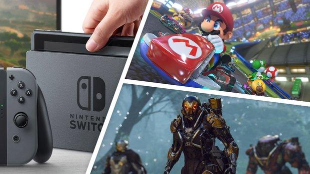Die News der Woche: Nintendo feiert Erfolge, Anthem wird verschoben und mehr