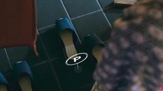 Nie wieder Hausschuhe suchen: Nissan erfindet die selbstparkenden Schuhe