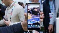 Nokia 7 Plus im Hands-On-Video: Tolles Kamera-Smartphone mit Riesen-Akku