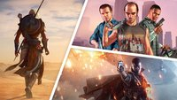 Ubisoft, Rockstar Games und mehr: Zahlreiche AAA-Spiele gerade stark reduziert