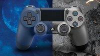 PlayStation 4: Neue Controller - Neben einem Neuzugang kehrt auch ein Klassiker zurück