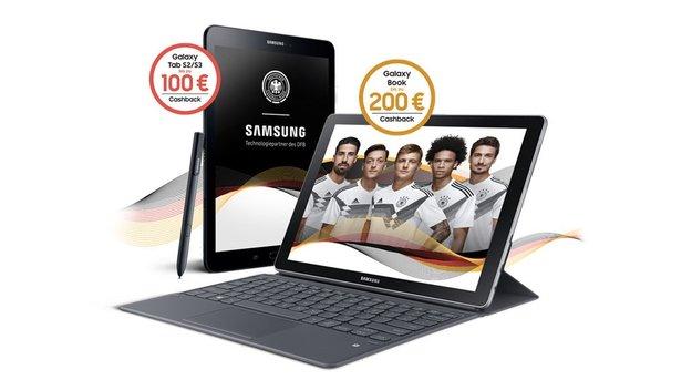 Samsung-Fanpräme zur Fußball-WM