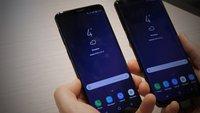Zweikampf: Samsung Galaxy S9 und Galaxy S9 Plus im Video-Vergleich