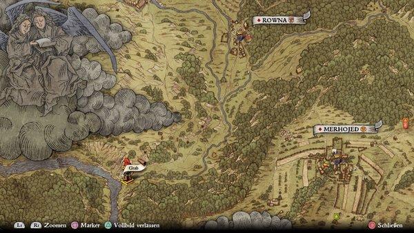 Kingdom Come Deliverance Uralte Karte 2.Kingdom Come Deliverance Alle Schätze Fundorte Für Die
