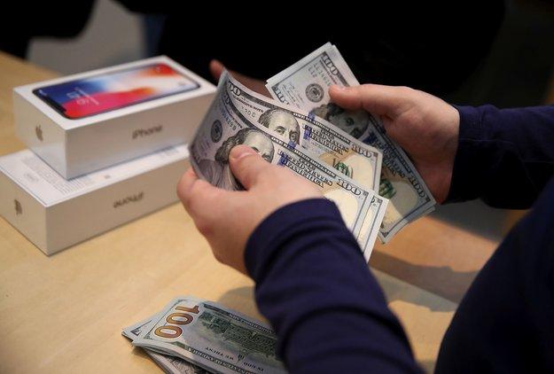 Mickrige Gewinne: Gegen Apple haben Samsung und Huawei keine Chance