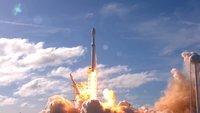 Falcon Heavy: SpaceX-Monster-Rakete von Elon Musk legt Traumstart hin