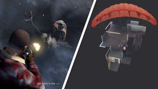Versteckte Orte in GTA 5