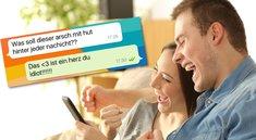 Die witzigsten WhatsApp-Chatverläufe