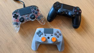 PlayStation 4 Controller: Zwei günstige DualShock-Alternativen im Test
