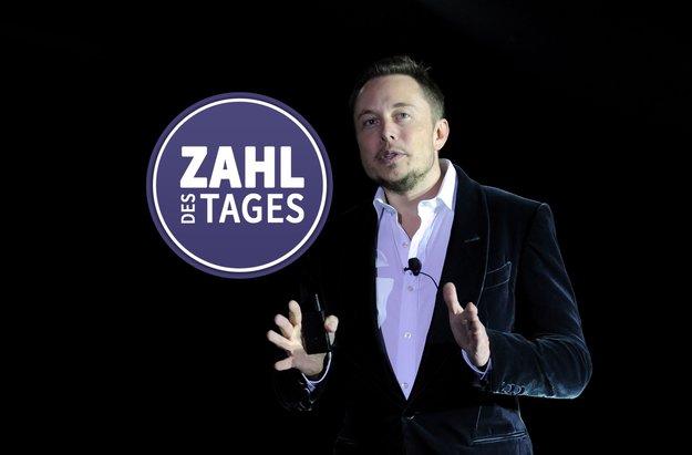 Elon Musk plant das größte Satellitennetz der Menschheit – Zahl des Tages