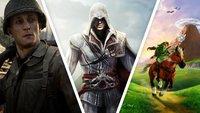 Das Gaming-Quiz: Wie gut kennst du die...