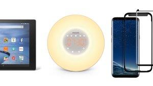 Angebote bei Amazon: Aktuelle Film-Highlights, Galaxy-S8-Schutzfolie, Fire HD 10 günstiger