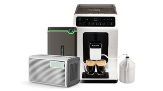 Alexa-Lautsprecher mit AirPlay, Anti-Shock-Festplatte, Kaffeevollautomat bei Amazon im Angebot