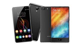 Angebote von Amazon: China-Handys von Oukitel, Cubot und Maze mit Rabatt