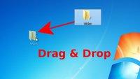 """Was ist """"Drag and Drop""""? Einfach erklärt"""